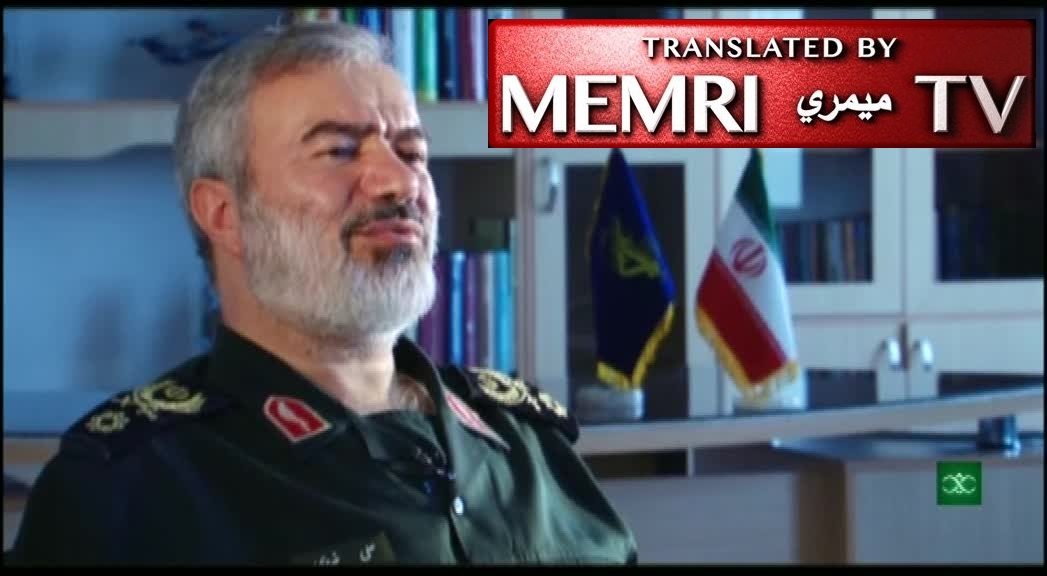 Former IRGC Navy Commander General Ali Fadavi: Our Plans State That the Americans Must Leave the Persian Gulf